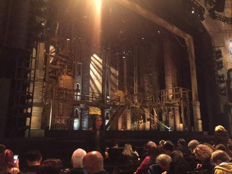 Seating view for Orpheum Theatre (San Francisco) Section Orchestra L Row H Seat 5