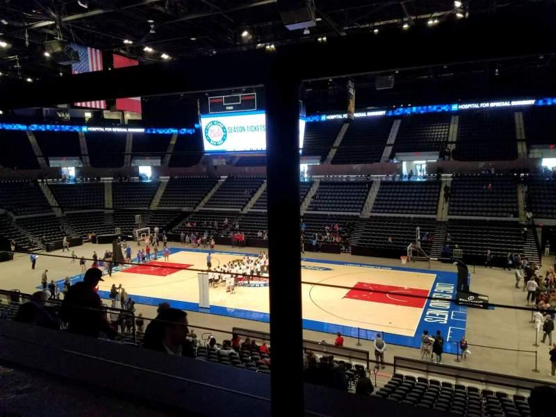 Nassau Veterans Memorial Coliseum, section: 201, row: 1, seat: 9