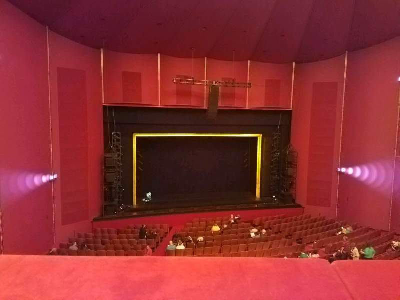 Seating view for The Kennedy Center Opera House Section Tier 1 LC Row A Seat 109