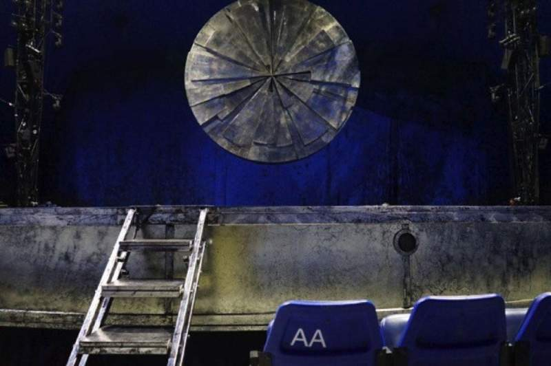 Seating view for Cirque Du Soleil - Luzia Section 101 Row A Seat 1