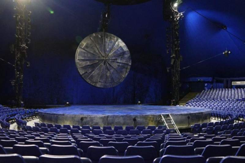 Seating view for Cirque Du Soleil - Luzia Section 200 Row H Seat 1