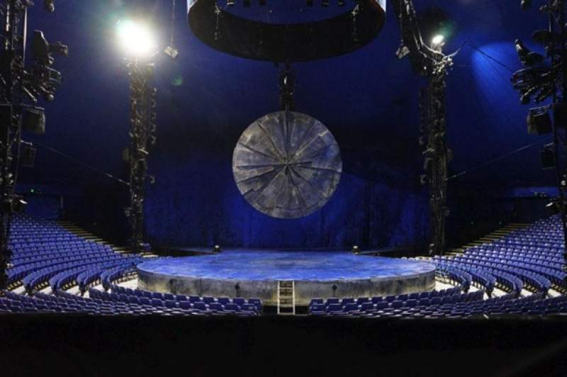 Seating view for Cirque Du Soleil - Luzia Section 200 Row N Seat 21