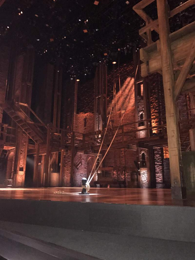 Seating view for Orpheum Theatre (San Francisco) Section Orchestra R Row E Seat 10