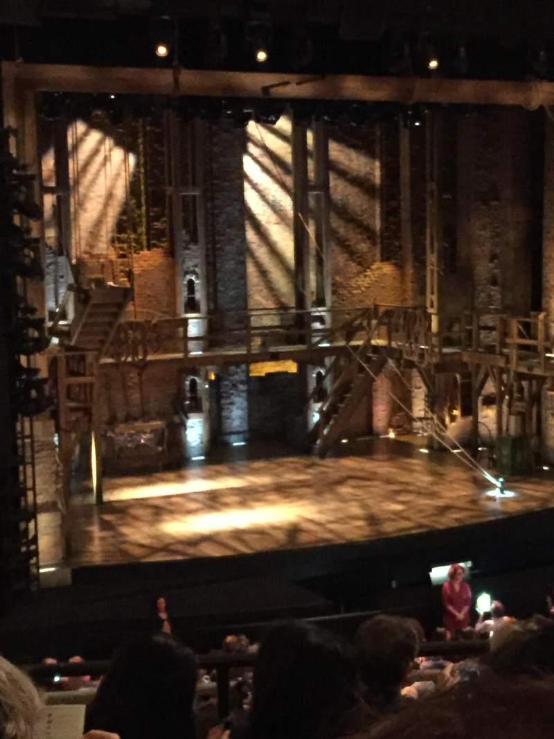 Orpheum Theatre (San Francisco), section: Mezzanine L, row: F, seat: 15