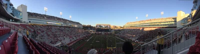 Razorback Stadium, section: 224, row: 12, seat: 01 and 02