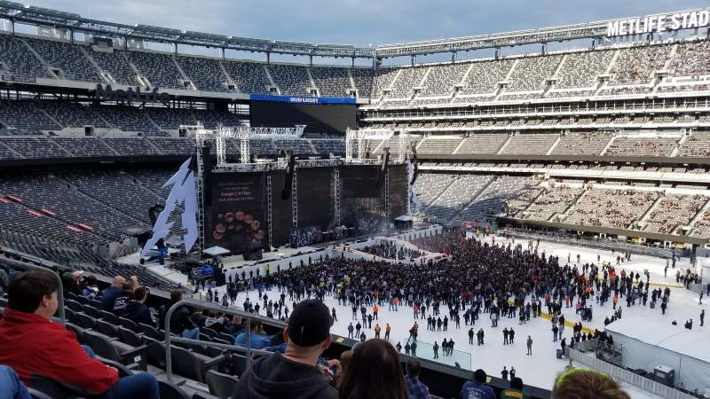 MetLife Stadium, section: 235, row: 10, seat: 17