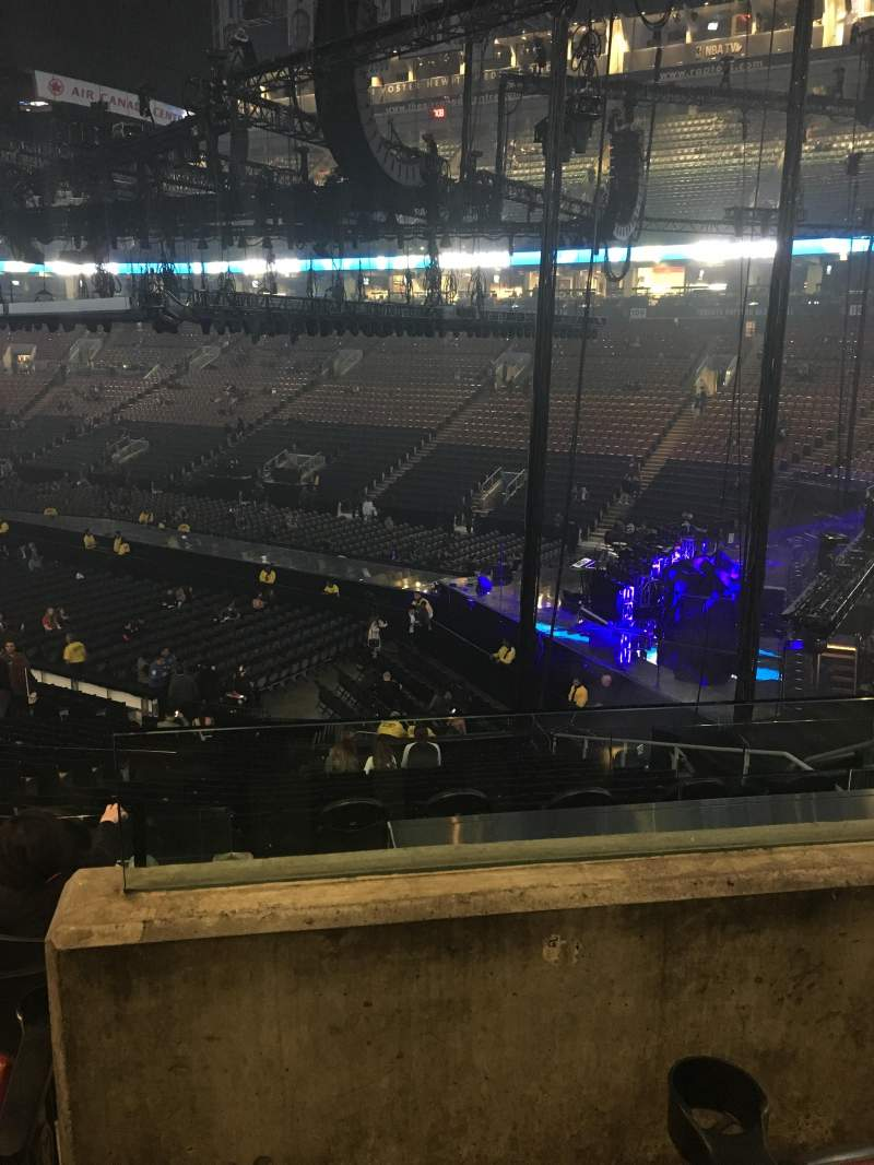 Scotiabank Arena, section: 116, row: 25, seat: 14