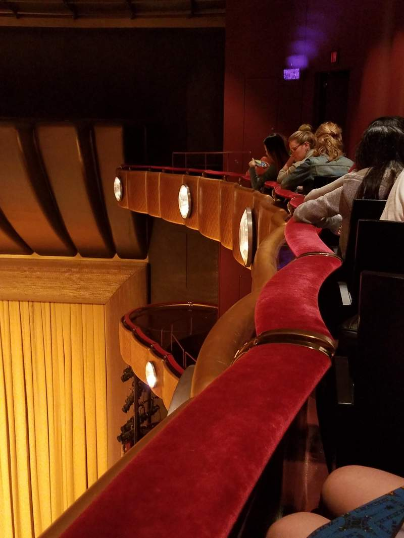 Seating view for David H. Koch Theater Section 5th ring Row AA Seat 12