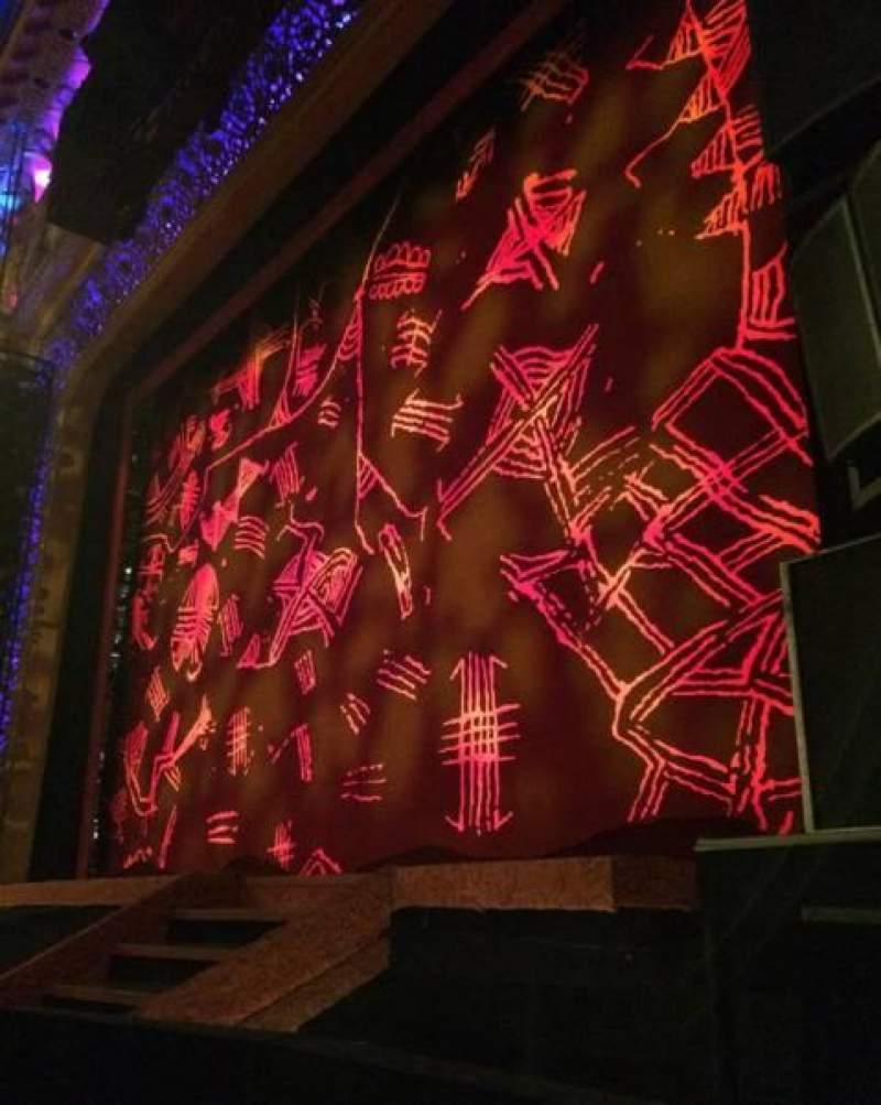 Seating view for Saenger Theatre (New Orleans) Section Orchestra R Row C Seat 18