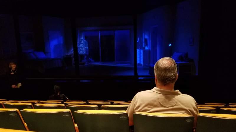 Tony Kiser Theatre, section: Right Center, row: F, seat: 109