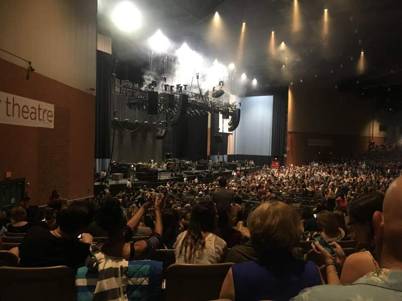 Xfinity Theatre, section: 800, row: RR, seat: 825