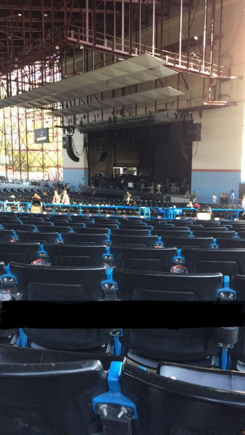 Riverbend Music Center, section: 900, row: LL, seat: 960