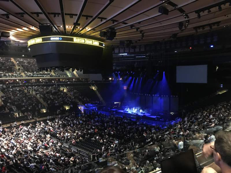 Madison Square Garden Section 209 Home Of New York