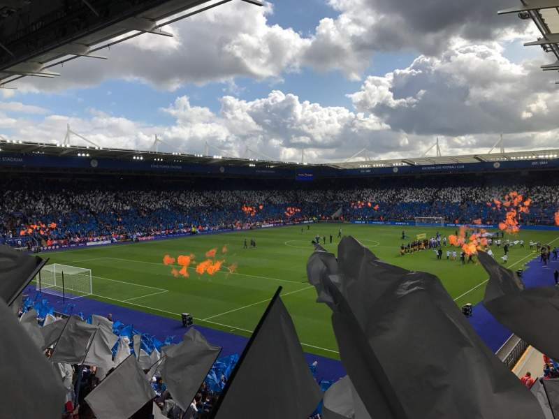 Photos Of The Leicester City FC At King Power Stadium