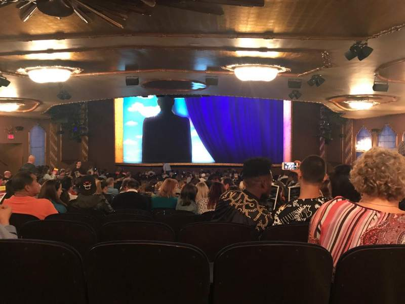 Lunt-Fontanne Theatre, section: Orchestra, row: Xx, seat: 110