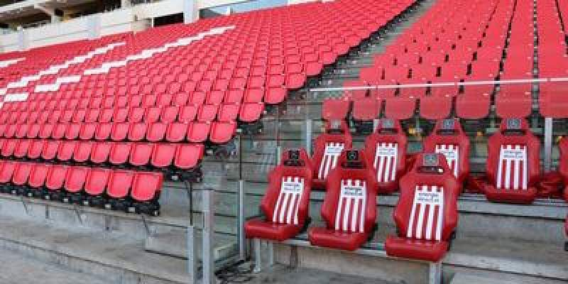 Seating view for Philips Stadion Section C Row 2 Seat 9