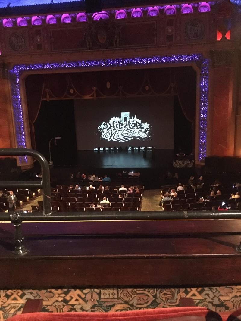 Seating view for Saenger Theatre (New Orleans) Section Grand Suite G Row B Seat 4