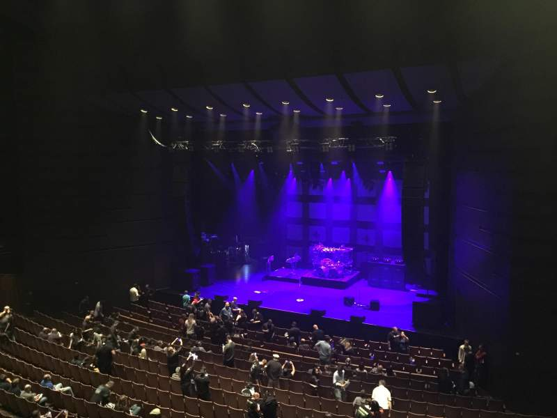 Bass Performance Hall, section: First Balcony, row: E, seat: 141
