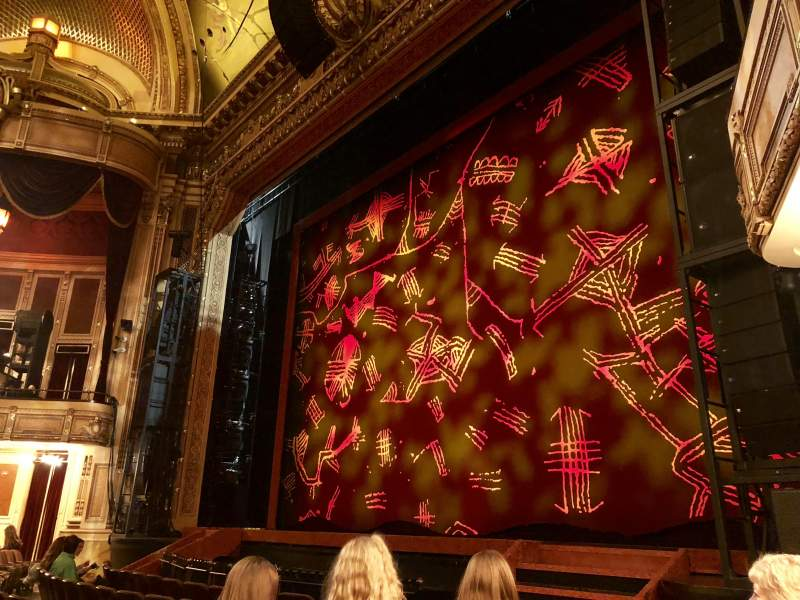 Hippodrome Theatre Section Rorclv Row H Seat 14 The Lion King