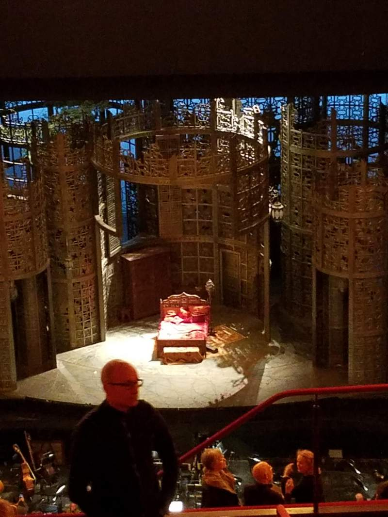 Seating view for Metropolitan Opera House - Lincoln Center