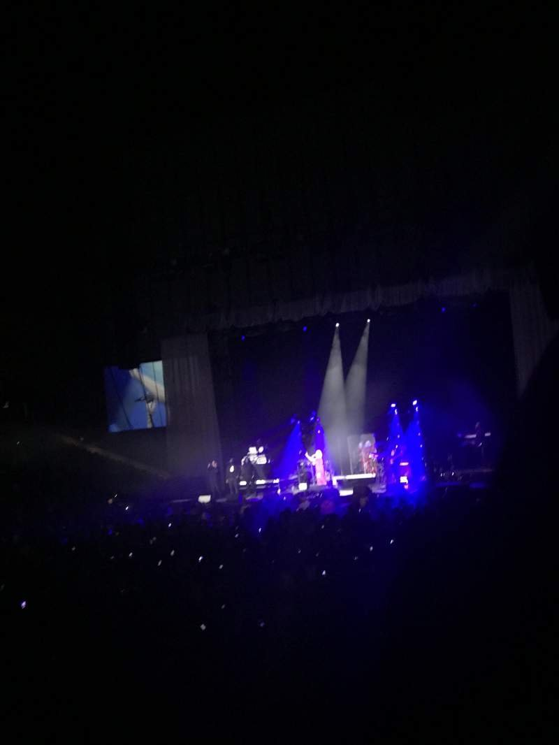 Royal Farms Arena, section: 116, row: L, seat: 1