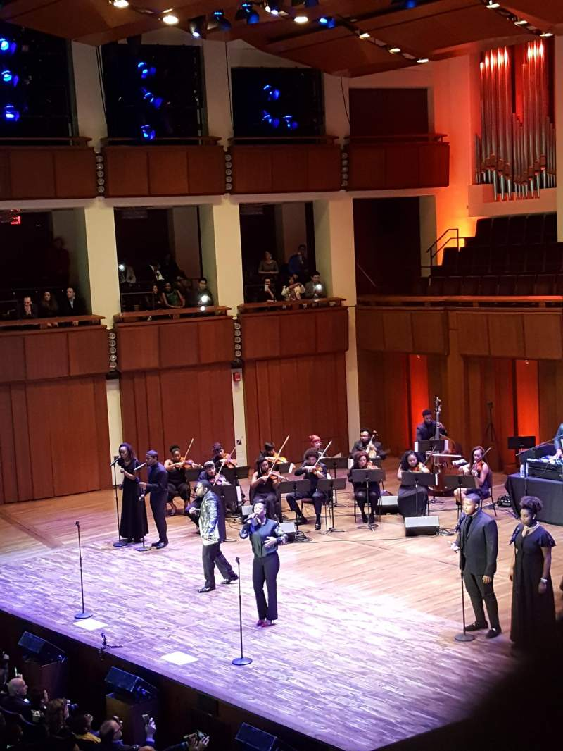 The Kennedy Center Concert Hall, section: Box, row: 48, seat: 4