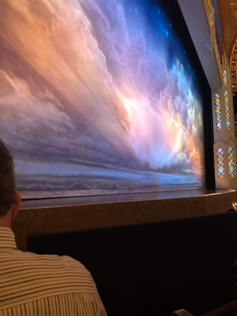 Seating view for Eugene O'Neill Theatre Section Orchestra L Row B Seat 11