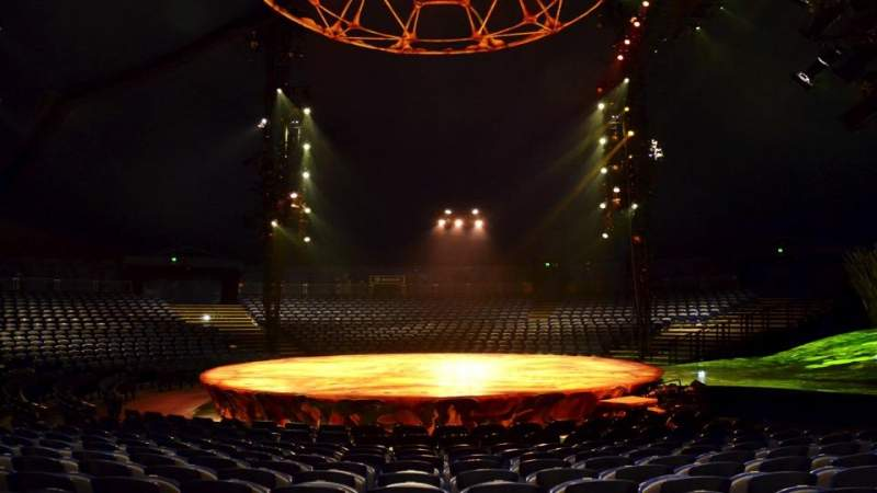 Seating view for Cirque Du Soleil - Totem Section 204 Row J Seat 26