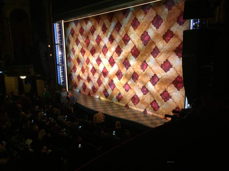 Seating view for Brooks Atkinson Theatre Section Right Box C Row 2 Seat C
