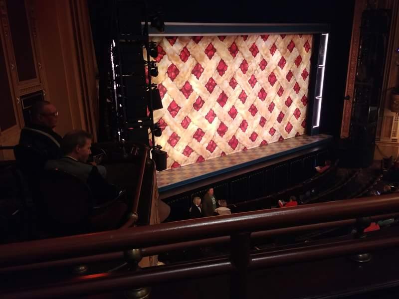 Hippodrome Theatre, section: LGSTLV, row: B, seat: 229