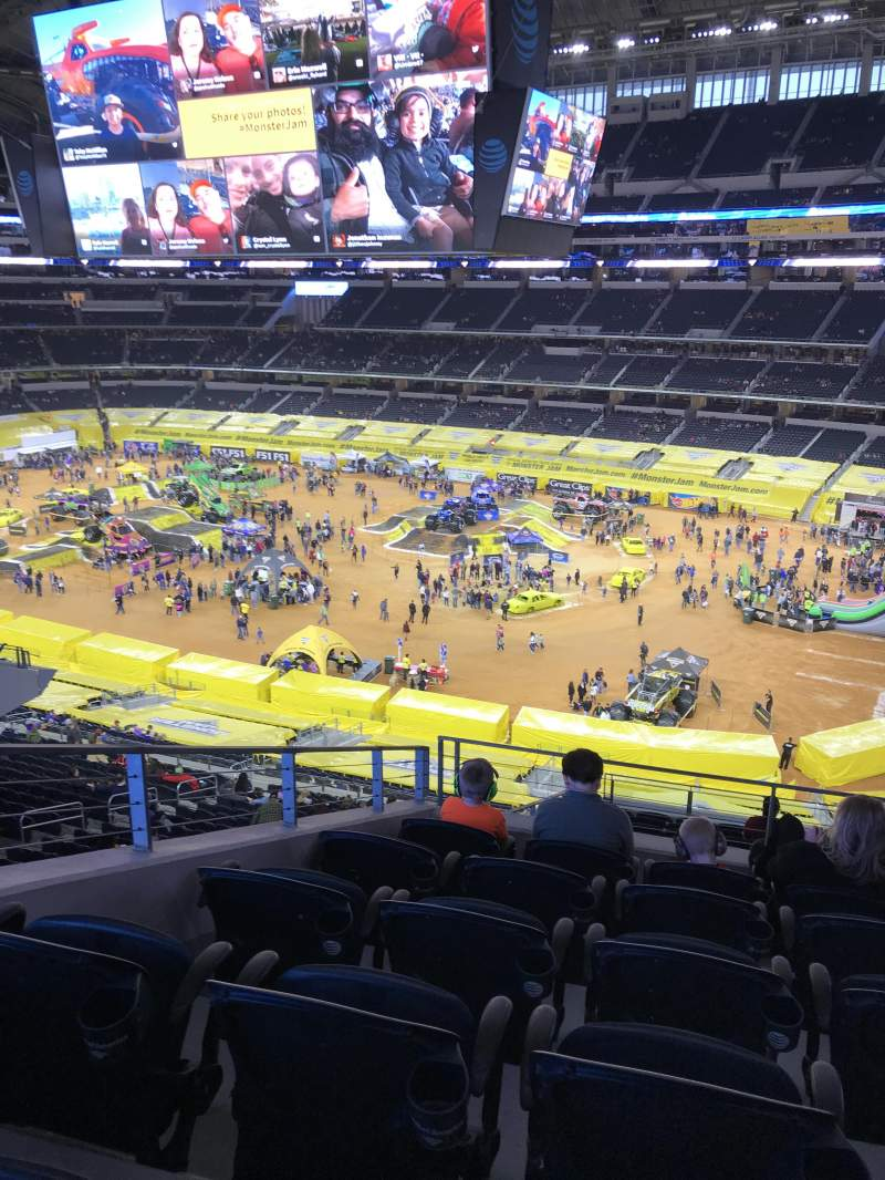 AT&T Stadium, section: 305, row: 16, seat: 15