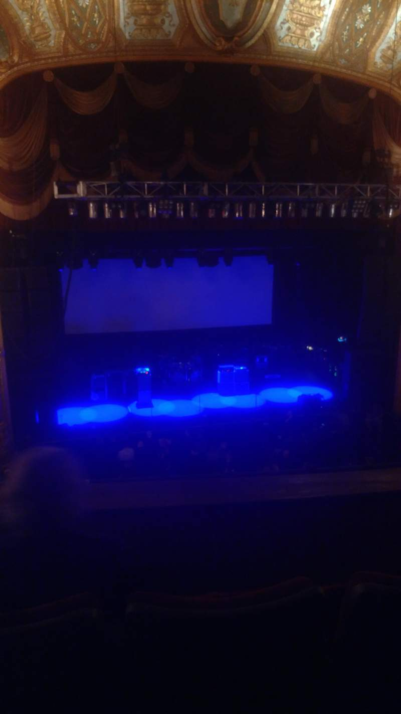 The Fillmore Detroit, section: Love 3, row: CC, seat: 9