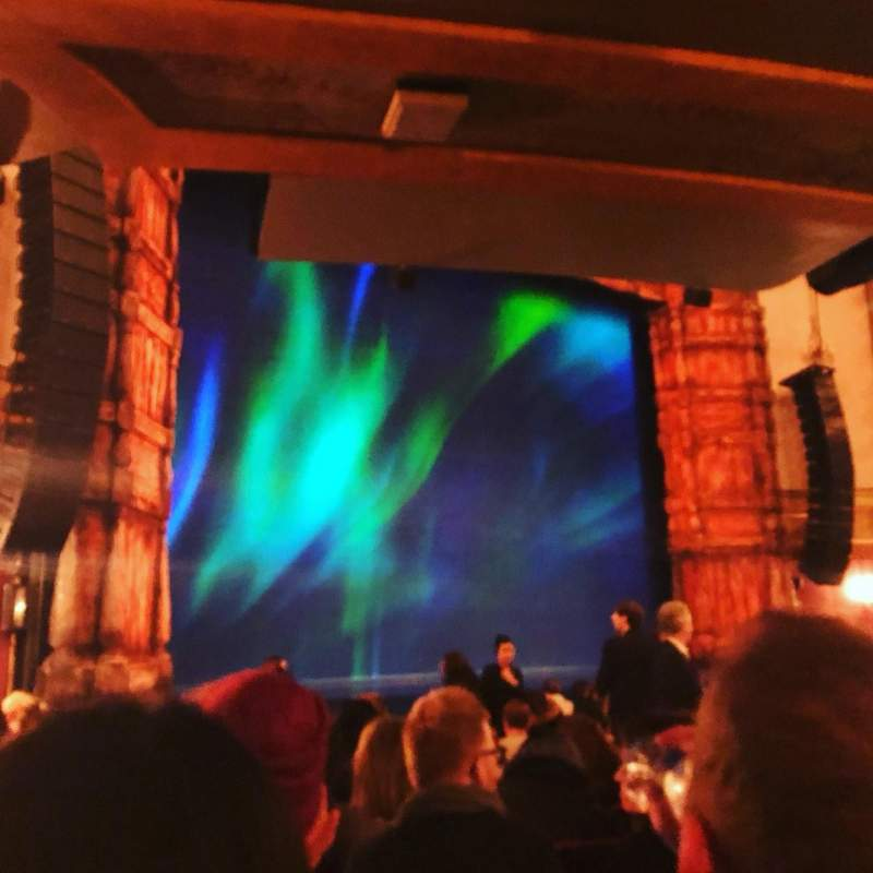 St. James Theatre, section: Orch, row: N, seat: 27