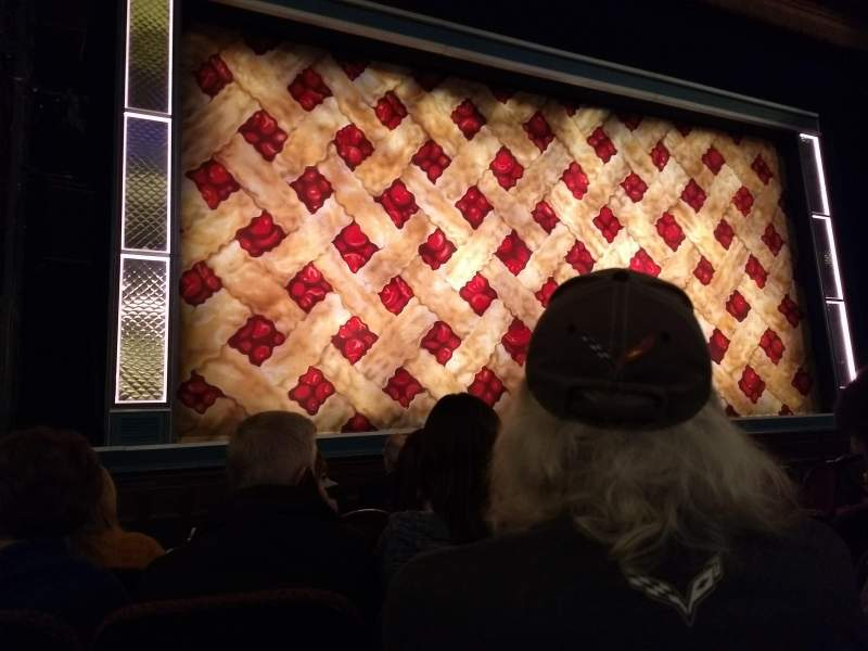 Seating view for Boston Opera House Section Orchestra left center Row DD Seat 9