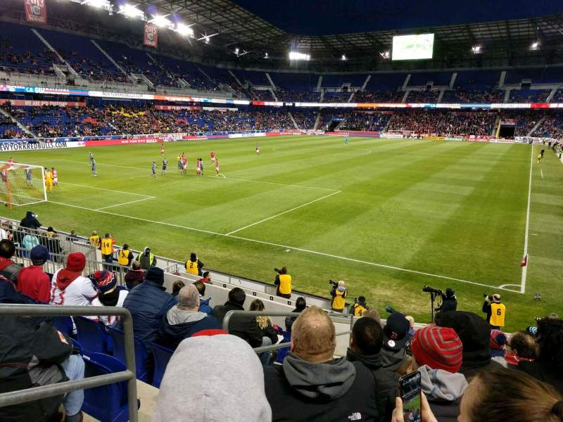 Red Bull Arena, section: 115, row: 12, seat: 21