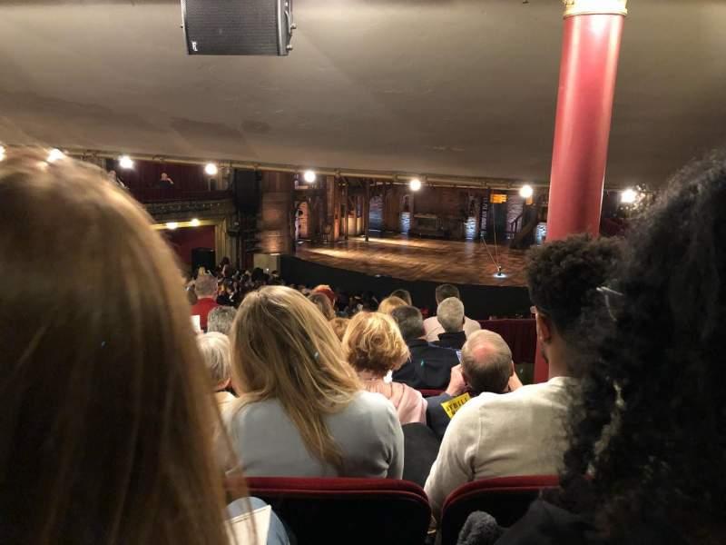 CIBC Theatre, section: Dress Circle RC, row: G, seat: 240