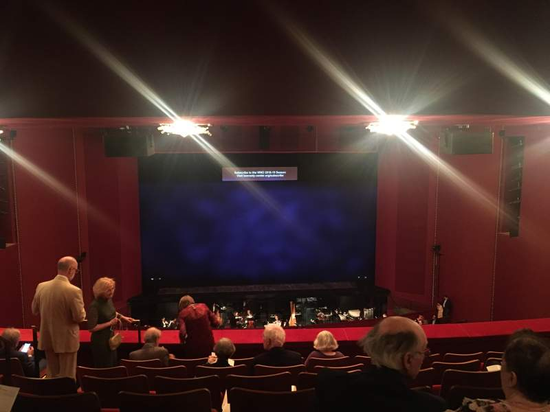 The Kennedy Center Opera House, section: TR1, row: G, seat: 213