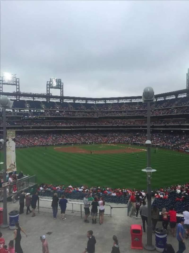 Citizens Bank Park, section: Budweiser Rooftop, row: GA, seat: GA