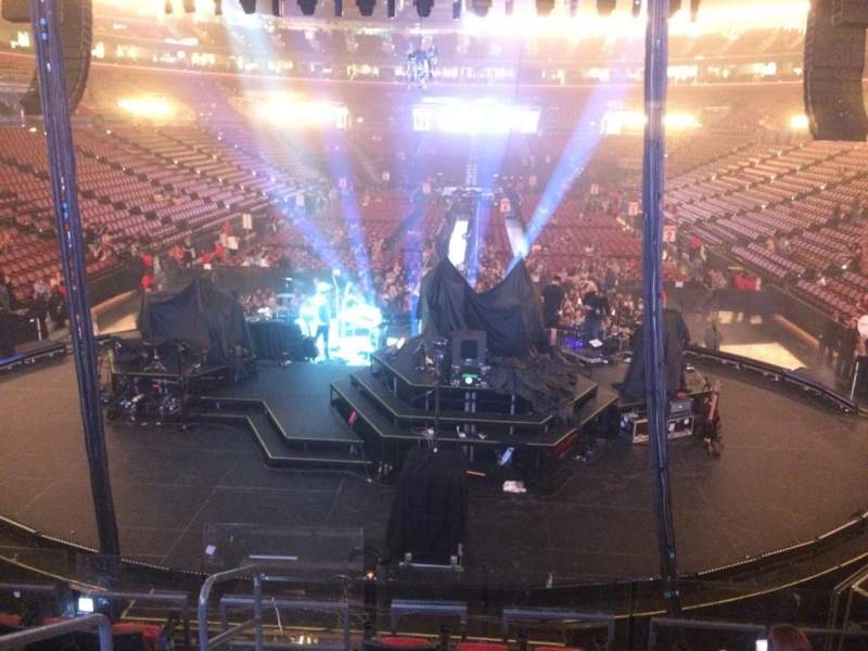 Seating view for BB&T Center Section 127 Row 16W Seat 7