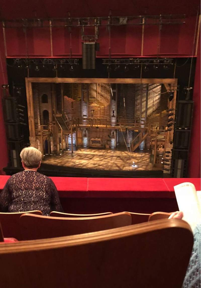 The Kennedy Center Opera House, section: T1, row: D, seat: 106