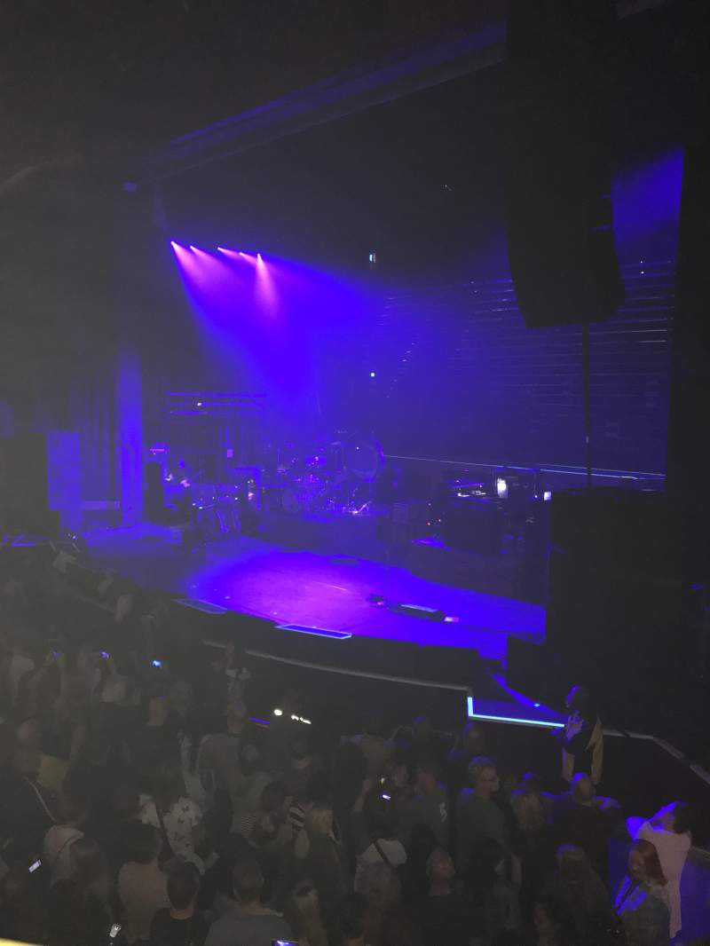 Seating view for O2 Apollo Manchester Section Front Circle Row AA Seat 2