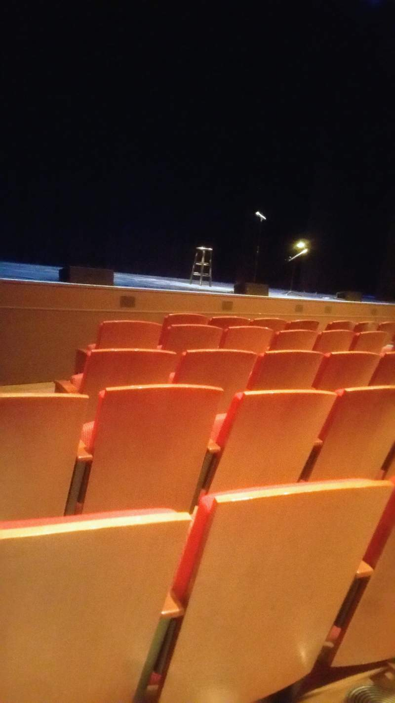 Seating view for Cobb Energy Performing Arts Centre