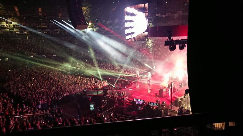 The O2 Arena, section: 113, row: accessible seating, seat: accessible seating