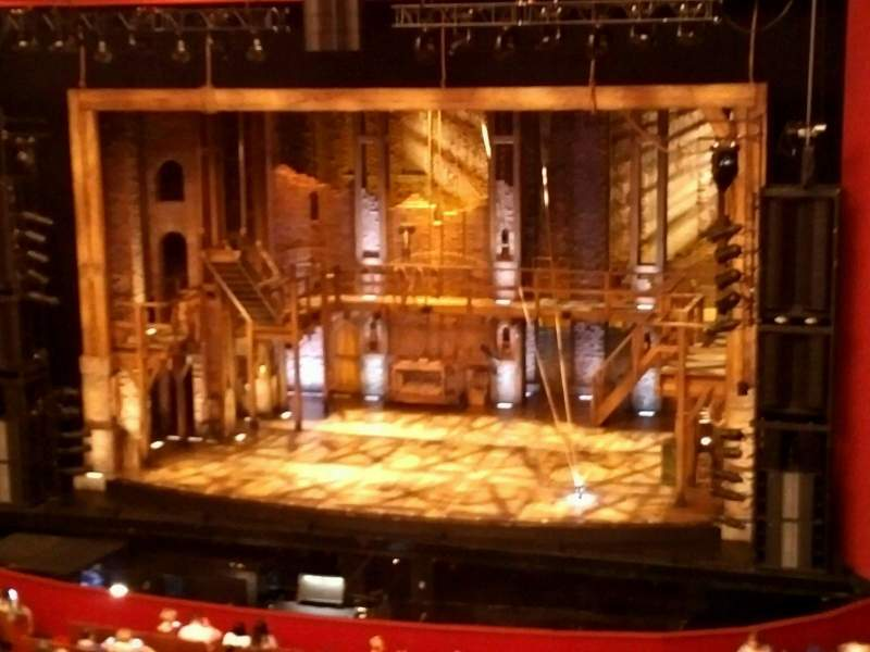 The Kennedy Center Opera House, section: First Tier, row: D, seat: 118