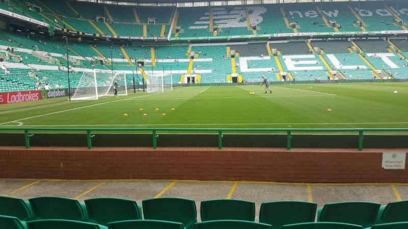 Photos at Celtic Park. on