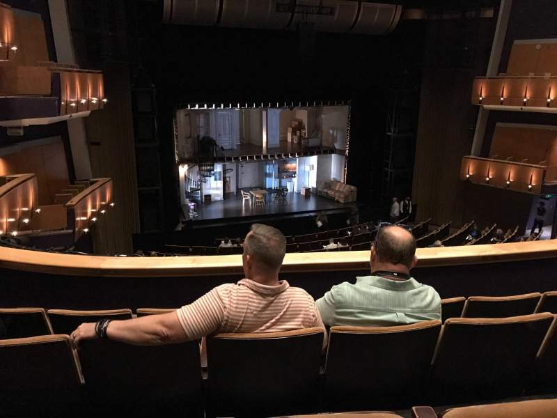 Ahmanson Theatre, section: Mezzanine, row: D, seat: 41