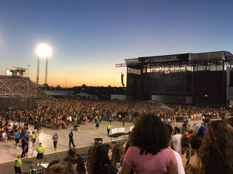 Hershey Park Stadium, section: 29, row: C, seat: 15