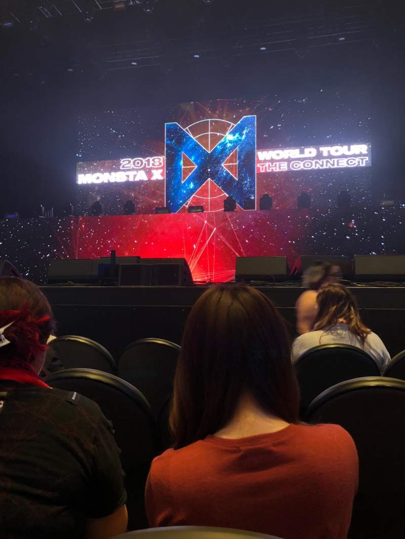 Smart Financial Centre, section: 103, row: D, seat: 18