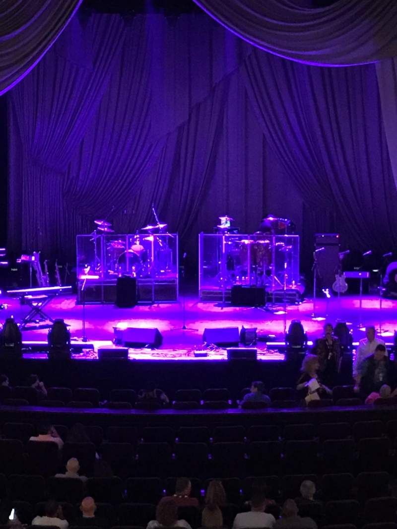 Seating view for Mayo Performing Arts Center Section Balcony Row A Seat 105