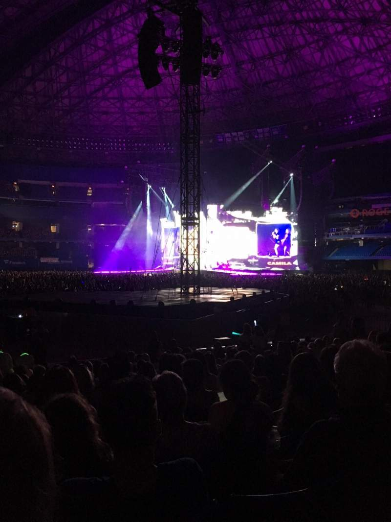 Rogers Centre, section: 116R, row: 15, seat: 5,6